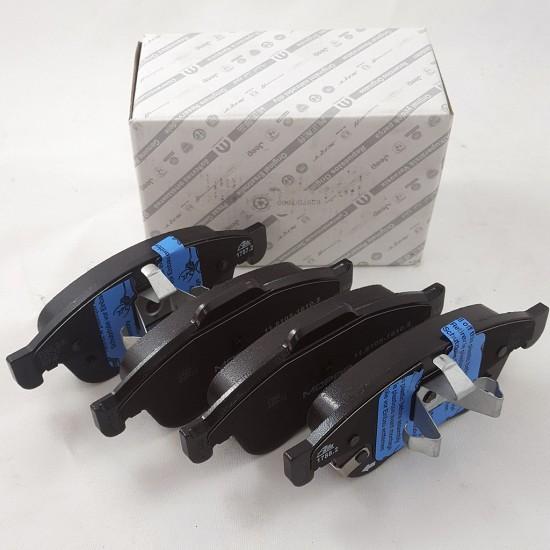 ΕΜΠΡΟΣΘΙΑ ΤΑΚΑΚΙΑ FIAT 500X - JEEP RENEGADE 1.4 140HP - 1.6MJET