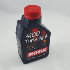 MOTUL 4100 TURBOLIGHT 10W-40 1lt