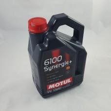 MOTUL 6100 SYNERGIE+ 10W-40 4lt