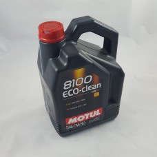MOTUL 8100 ECO-CLEAN 0W-30 5lt
