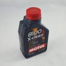 MOTUL 8100 X-CLEAN 5W-40 1lt