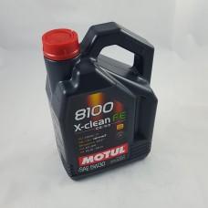 MOTUL 8100 X-CLEAN FE 5W-30 4lt