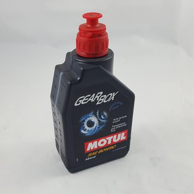 MOTUL GEARBOX 80W-90 1lt